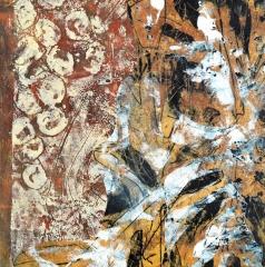 Claffey-Debra_Philo-Trunk_oil-encaustic-monotype-collage-on-panel_16-x-16_2020_-202072