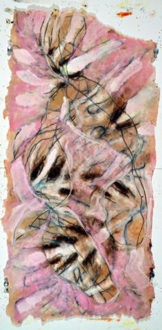 Theme & Variation: Pink & Brown Pink 2