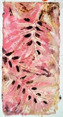 Theme & Variation: Pink & Brown Pink 3