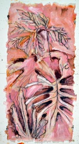 Theme & Variation: Pink & Brown Pink 6