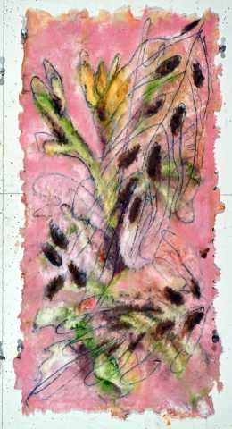 Theme & Variation: Pink & Brown Pink 7