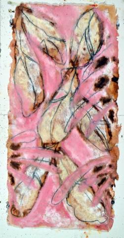Theme & Variation: Pink & Brown Pink 9