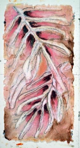 Theme & Variation: Pink & Brown Pink 10