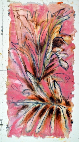 Theme & Variation: Pink & Brown Pink 11