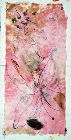 Theme & Variation: Pink & Brown Pink 15