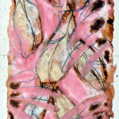 Theme & Variation: Pink & Brown Pink 9