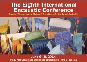 8th International Encaustic Conference, Joanne Mattera, Founder