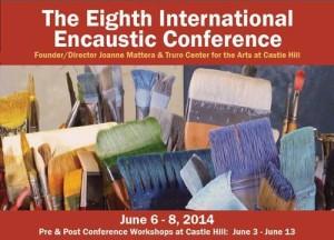 8th International Encaustic Conference, Joanne Mattera, Founder