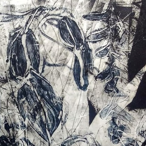 MGNE Monotype/Monoprint Exhibition at the Art Complex Museum