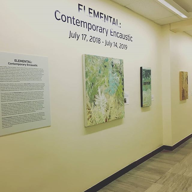 Elemental: Contemporary Encaustic