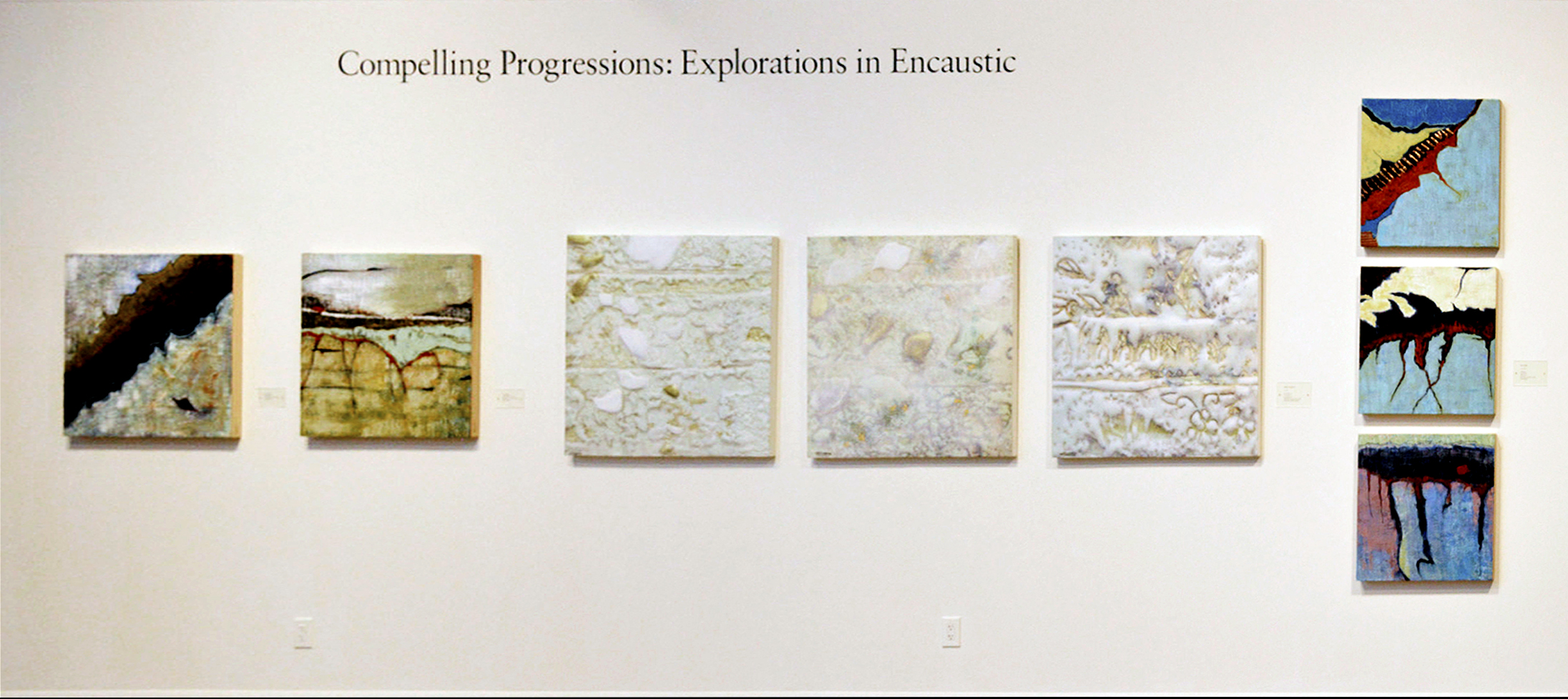 Elemental and Compelling Progressions