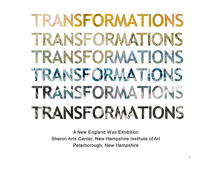 Transformations Catalog Published
