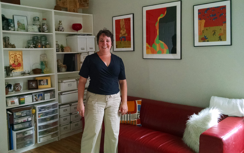From the Curator: A visit with artist Kimberly Curry