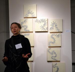 Lauren O'Neal at Fountain Street Fine Art