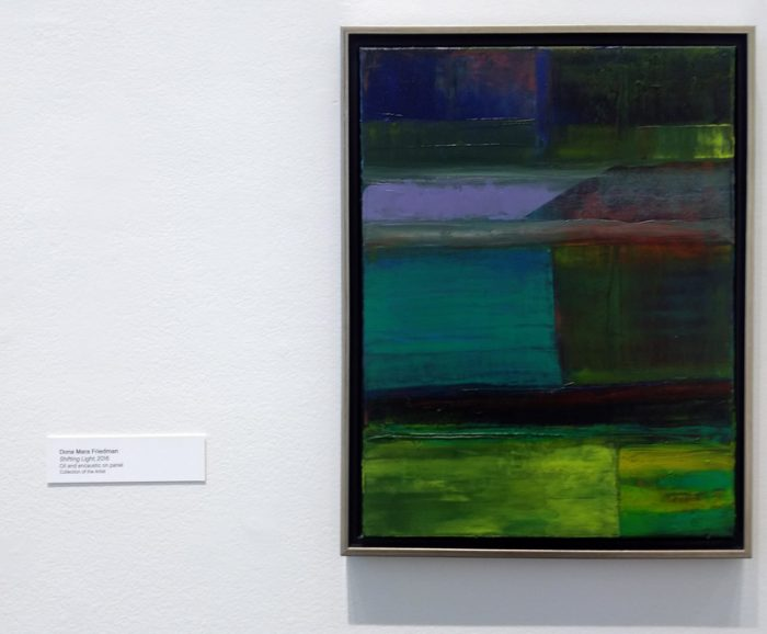 "Dona Mara Friedman, Shifting Light, 16"" x 20"", 2016"
