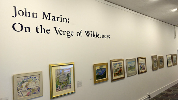 John Marin at Ogunquit Museum of American Art
