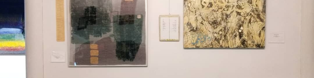 Text & Textiles at the Nashua Public Library